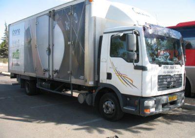 המצלות להשכרת משאית